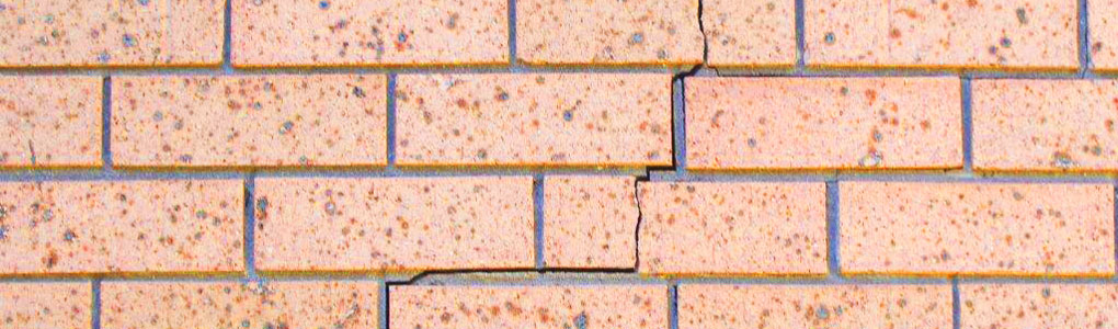Cracked wall  Repair Sydney